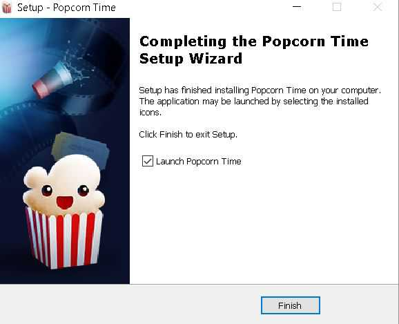 Ταινιες online ξενες μεσω του popcorn time