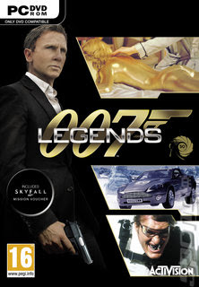 007 Legends (PC) 2012