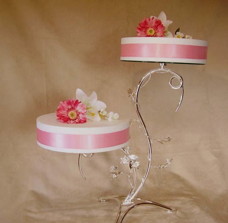 3 Tier Wedding Cake Stand Cake Magazine