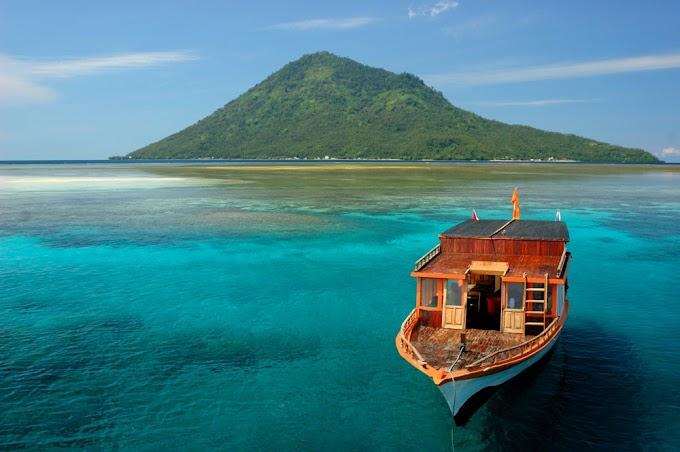 5 Keindahan Alam yang Tersembunyi di Manado