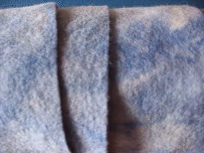 Blauw sprookjesvilt zelf verven