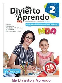 MDA 2 Me Divierto y Aprendo 2 Bloque 3
