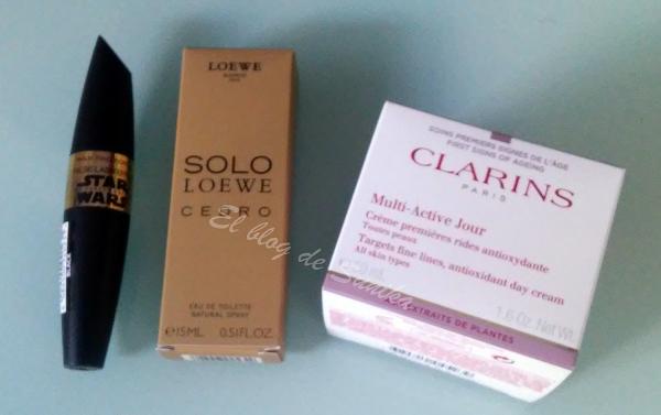 Productos perfumerias aromas