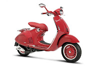 Vespa 946 (RED) (2017) Front Side