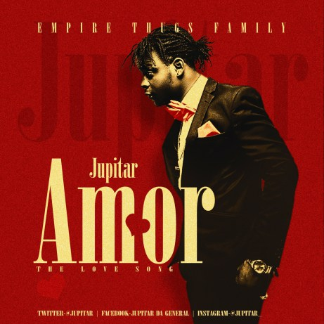 Jupitar – Amor (Prod. By Genius Selection)