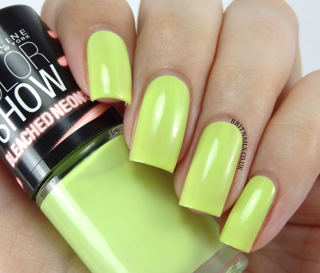 Maybelline Chic Chartreuse