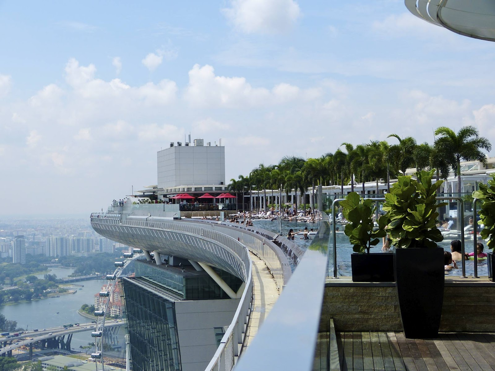 World Beautifull Places Marina Bay Sands In Singapore