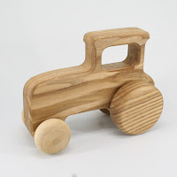 TR07, Tractor VII, Lotes Wooden Toys