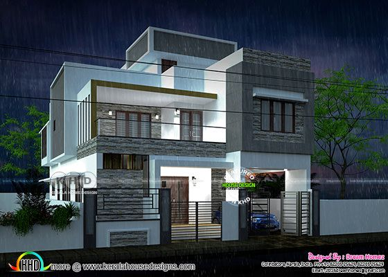 Modern house by Dream Homez​ from Coimbatore