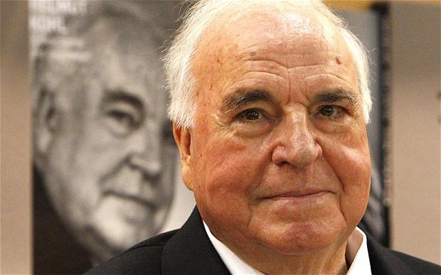 Morre o ex-chanceler alemão Helmut Kohl