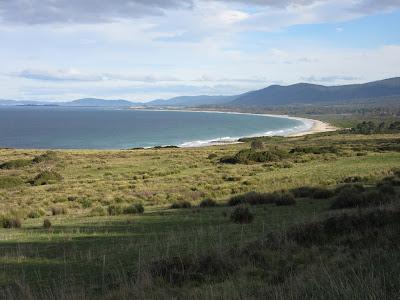 Costa este de Tasmania