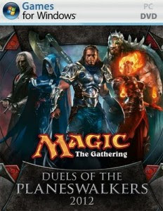 Download Magic The Gathering Duels of the Planeswalkers 2012 (PC)