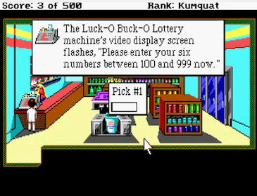Leisure Suit Larry goes Looking for Love In Several Wrong Places (1988)