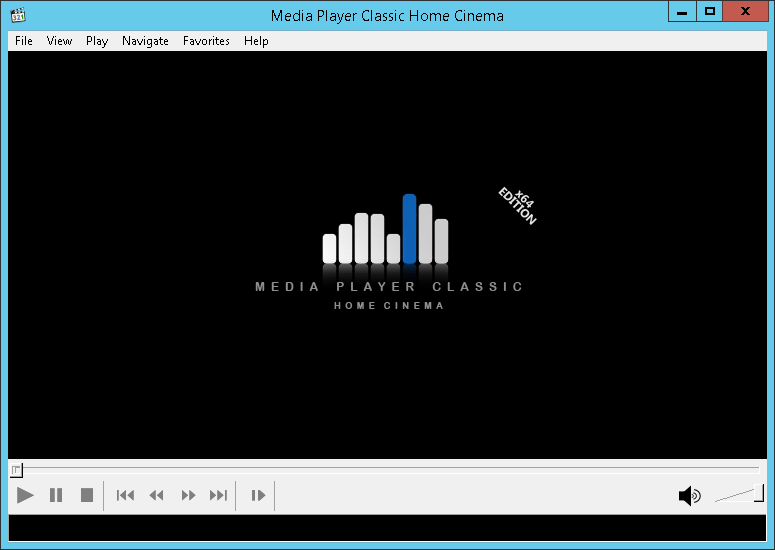 Media Player Classic Home Cinema 1.9.4