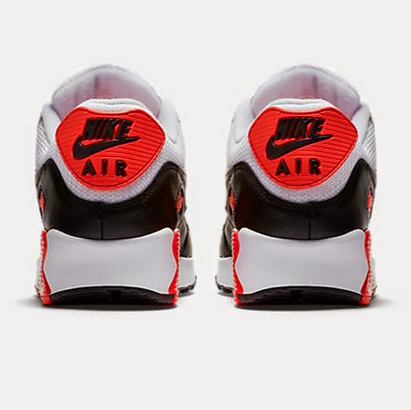 THE SNEAKER ADDICT: Nike Air Max 90 Infrared 2010 VS 2015