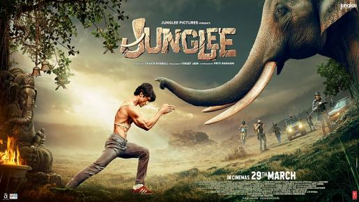 Junglee (2019) Hindi  Movie  Hd DVDrip Free Download
