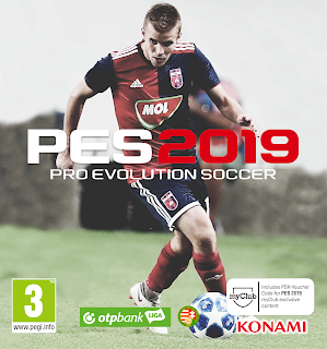 PES 2019 PS4 Option File Hungarian OTP Bank Season 2018/2019