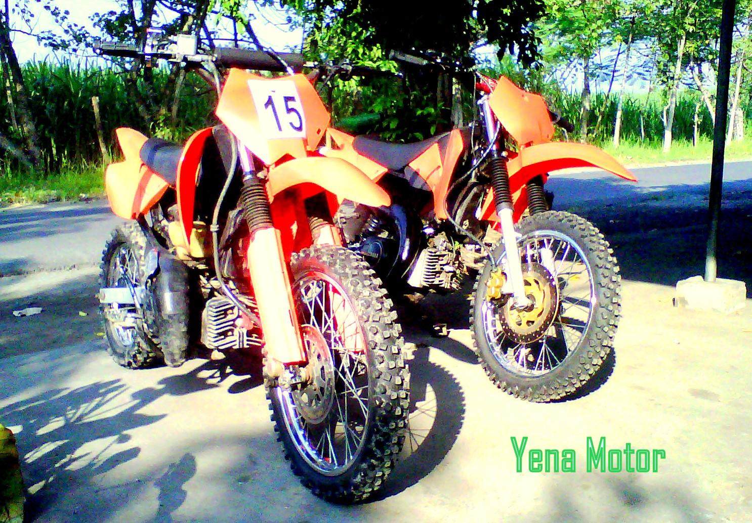 Yamaha Fiz R Modif Yz Modifikasi Motor Yamaha