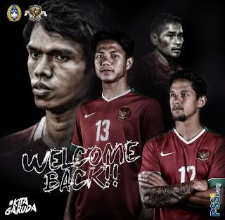 Daftar Pemain Timnas Indonesia Senior Terbaru 2019