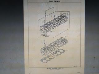 Parts manual CAT320D CAT320D L