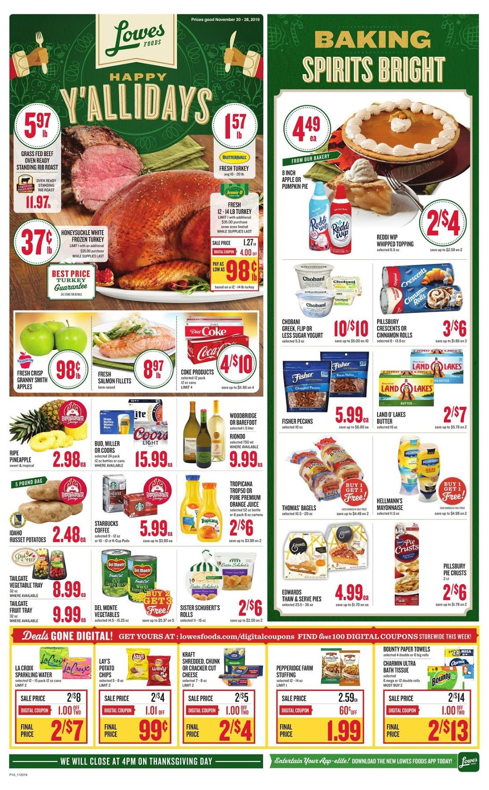 Lowes Foods Weekly Ad