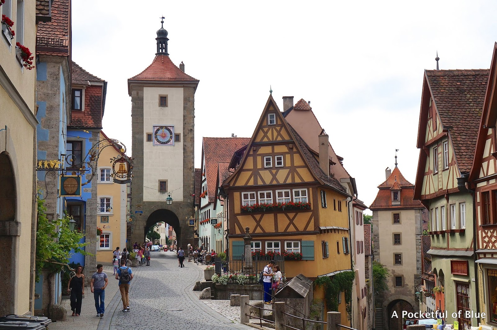 Rothenburg Germany My Favorite Stop