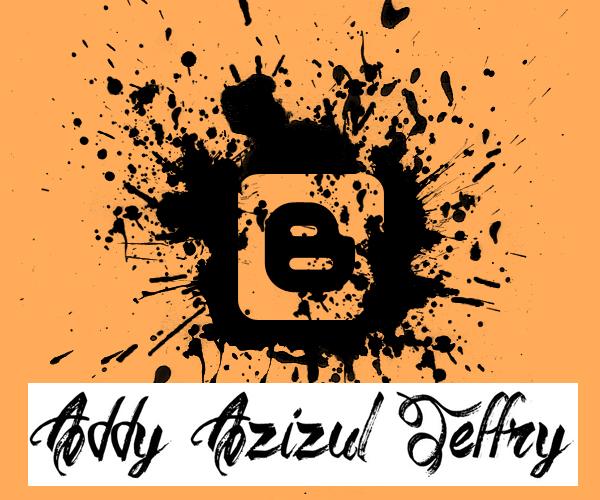 Blogger Addy Azizul buat review blog ni??