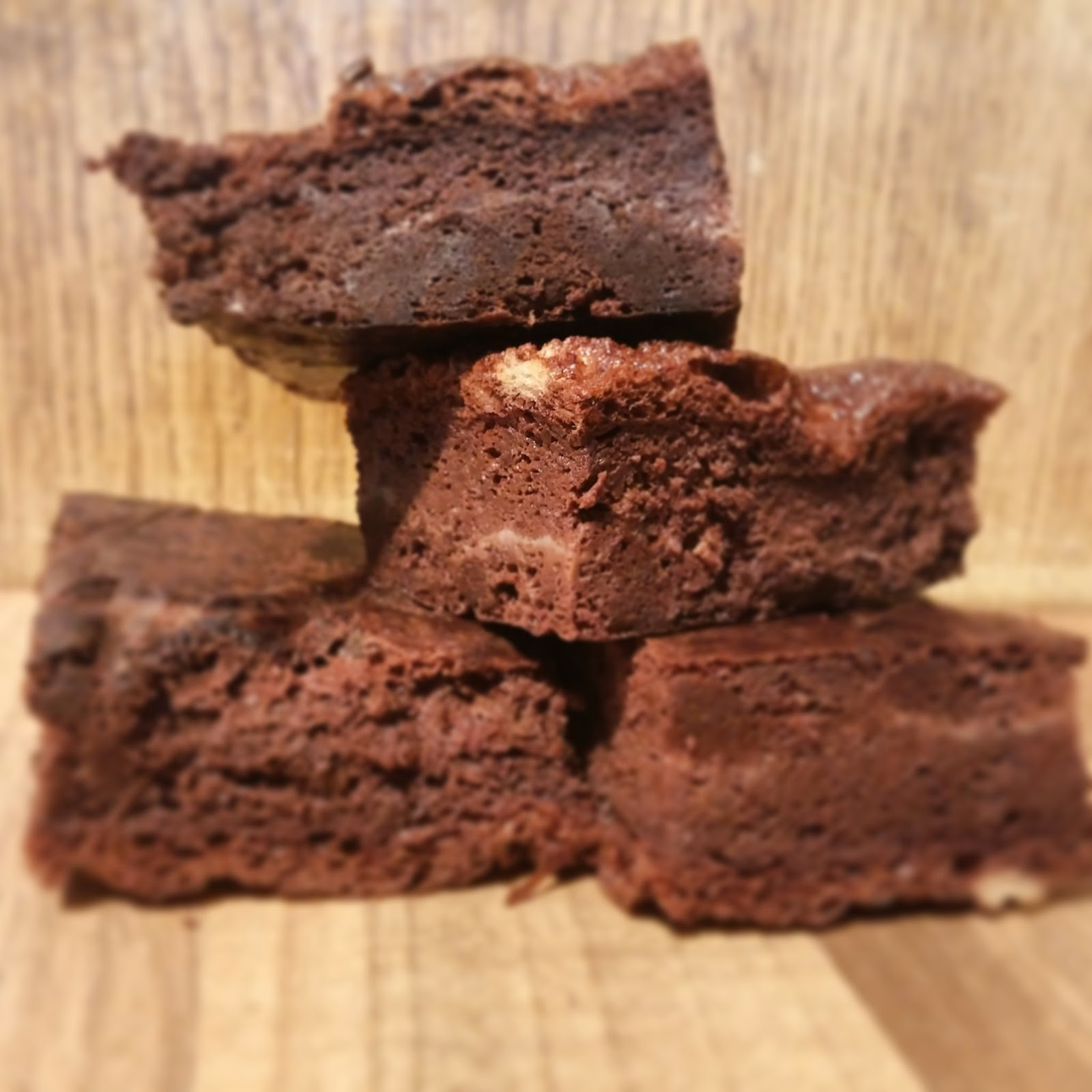 12 Syn Chocolate Brownies Slimming World