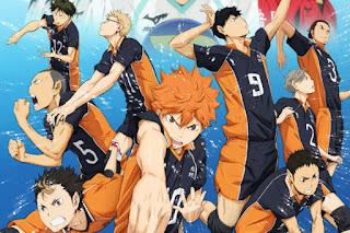 rekomendasi anime sports yang keren bagus paling baru 2018