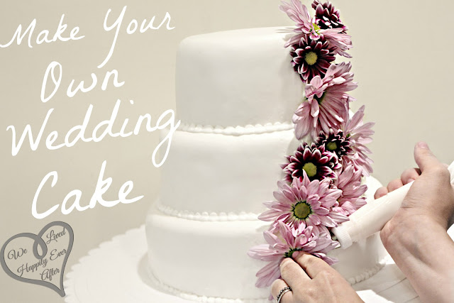 how to make a wedding cake using fondant we lived happily after how to bake a wedding cake 15904
