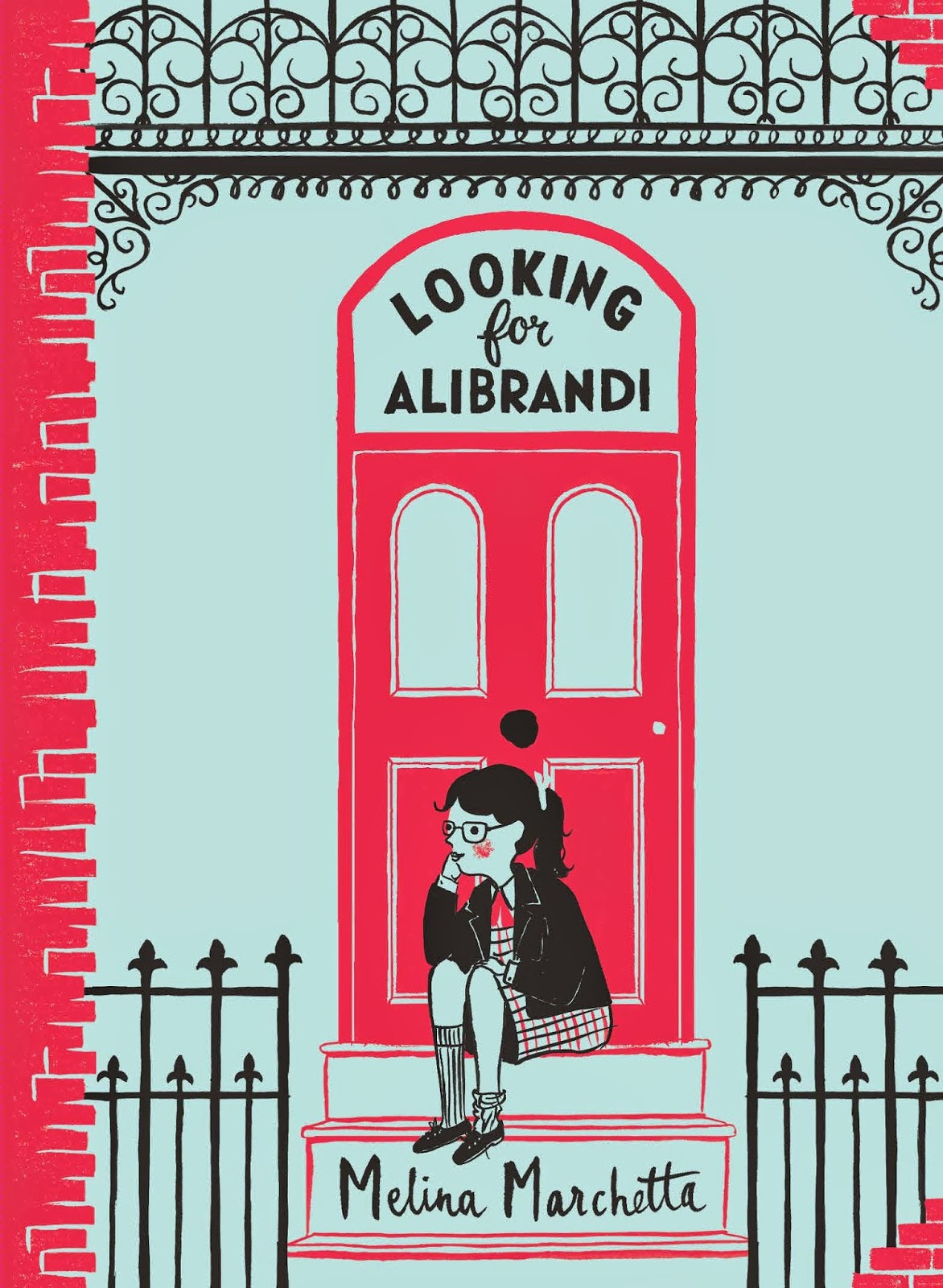 Looking for Alibrandi by Melina Marchetta book cover