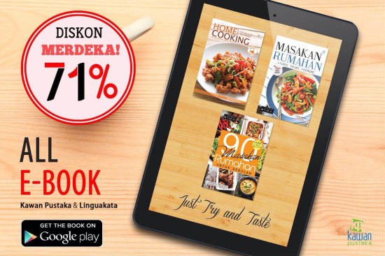Promo diskon 71% ebook JTT