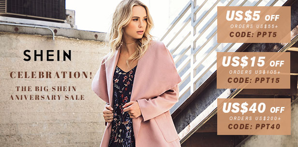 97b12237a0ff It's no secret that Shein is one of my fave shops to buy from. I love that  this website has fresh styles available on a daily basis, plus they have ...