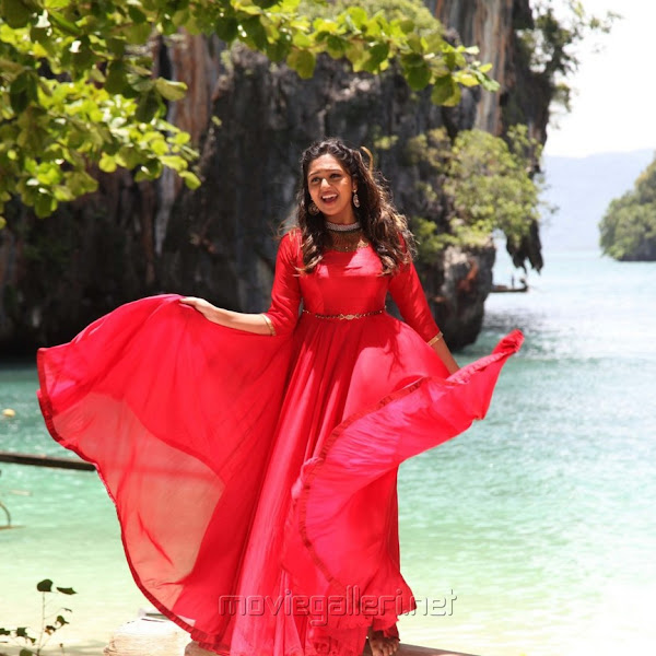 Lakshmi Menon latest photos from Rekka
