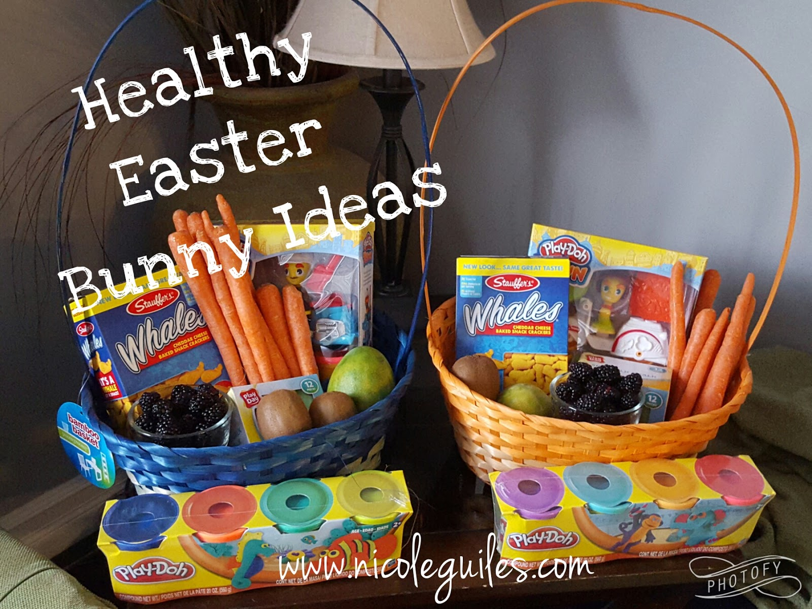 Nicole guiles march 2016 healthy easter baskets negle Image collections