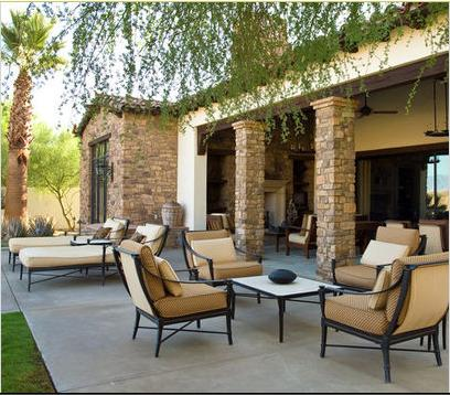 Fotos de terrazas terrazas y jardines febrero 2013 - Jardines exteriores de casas modernas ...