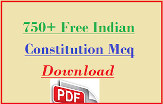 Free Download Indian Constitution gk