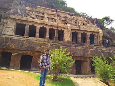 Undavalli Caves near Vijayawada - History, Timings and Attractions