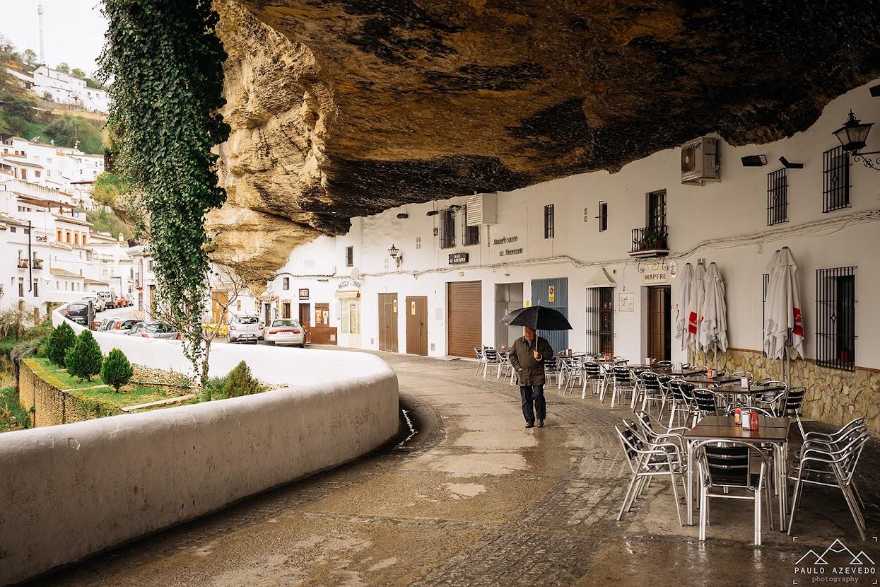 Visitar a Andaluzia - Setenil