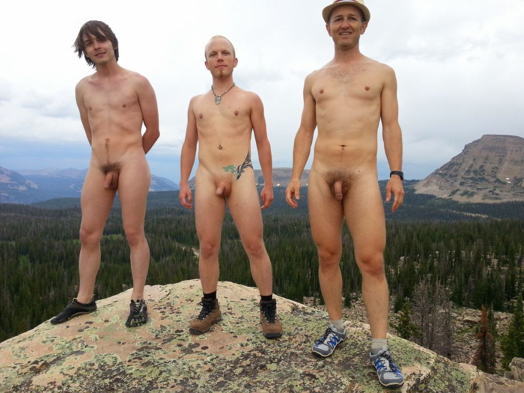 Favorite Hunks  Other Things How To Get Naked Camping -3736