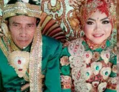 Pernikahan Haji Nasir dan Milawati