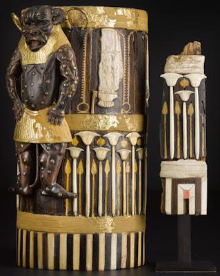 Ο Φαραώ Αμένωφις Β' αποκαλύπτεται μέσα από τα προσωπικά του αντικείμενα