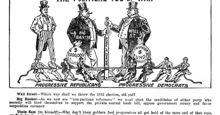 How was Woodrow Wilson's progressivism different from Theodore Roosevelt's?