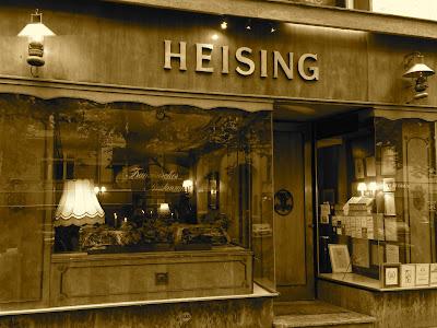 Middag hos Heising