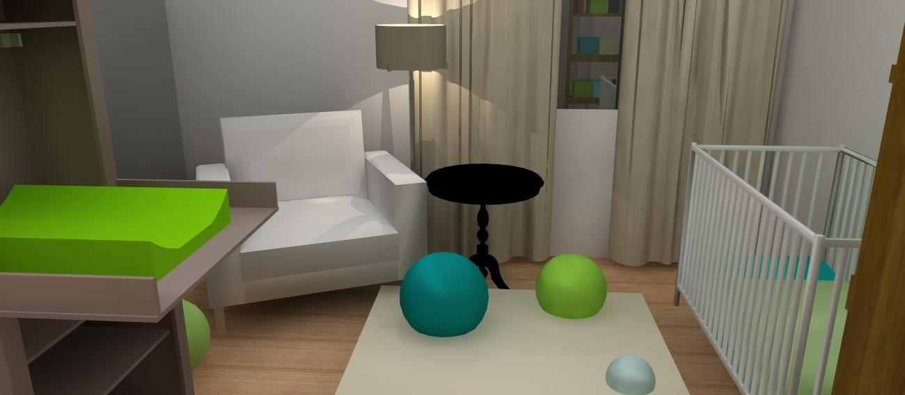 Adc l 39 atelier d 39 c t am nagement int rieur design d for Simulation decoration interieure