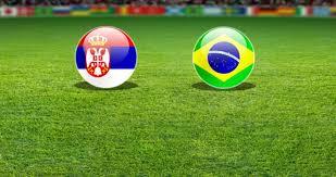 Sirbistan - Brezilya Canli Maç İzle 27 Haziran 2018
