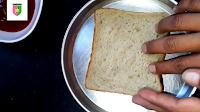 image of bread piece