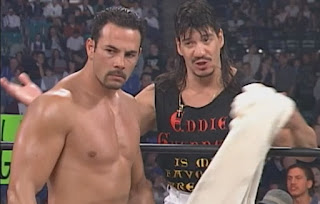 WCW Spring Stampede 1998 - Eddie & Chavo Guerrero