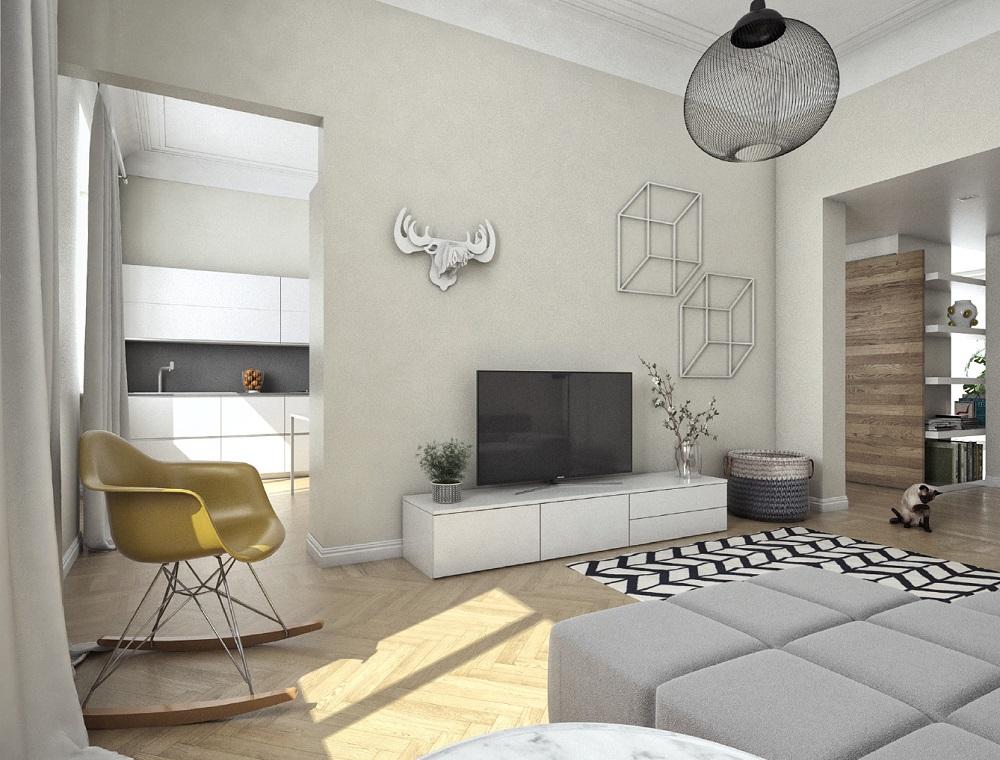 Render progetto architetto Silvia Cibo Ottone GoPillar