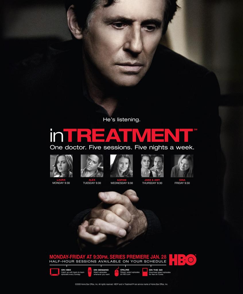 In Treatment: una joya de HBO